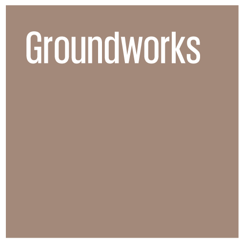 groundworks, digging, doocey, group