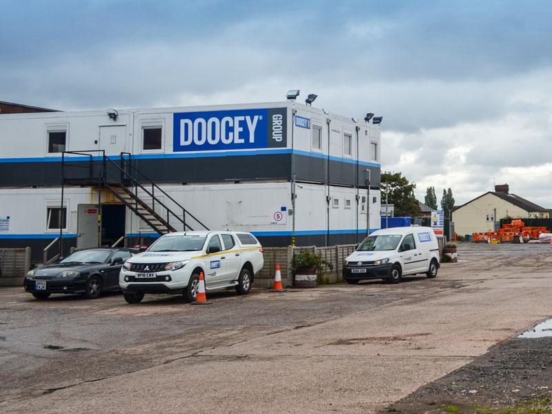 doocey, group, yards, wolverhampton, birmingham, western, power, distribution