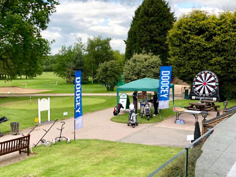 doocey, annual, golf, day, charity, great, barr, golf, club