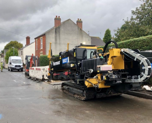 directional, drilling, broad haven, homes, pensnett, dudley