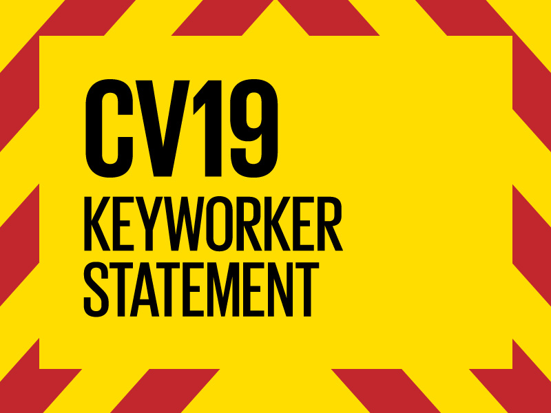 covid-19, key, worker, doocey, group, safety, health
