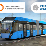 sprint, bus, contract, awarded, WMCA, west, midlands, combined, authority