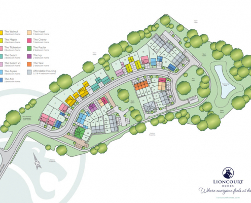 lioncourt, homes, doocey, group, multi, utilities, gas, water, electric, eastward, rise, worcestershire