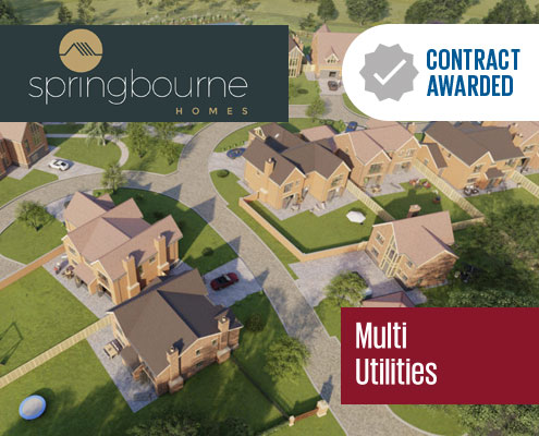 Springbourne, Homes, Hornsey, Rise, leicestershire, doocey, multi, utilities