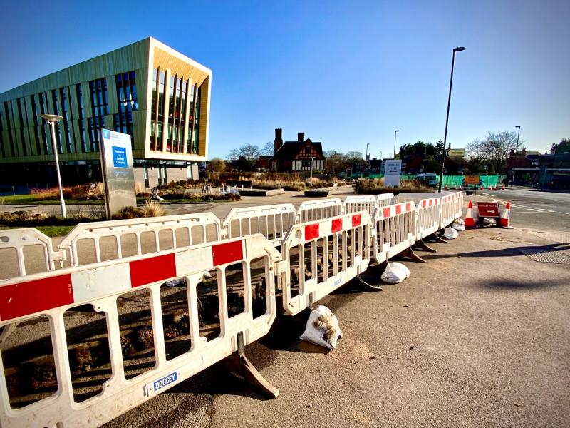 doocey, group. nottingham, city, centre, multi, utilities, western, power, distribution