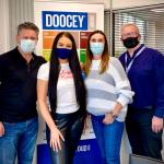 doocey, group, dress, down, friday, £400, john, taylor, hospice
