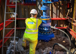 doocey, group, hinksford, pipeline, resilience, south, staffs, water
